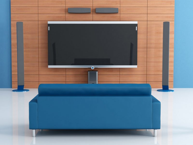 tv installation home