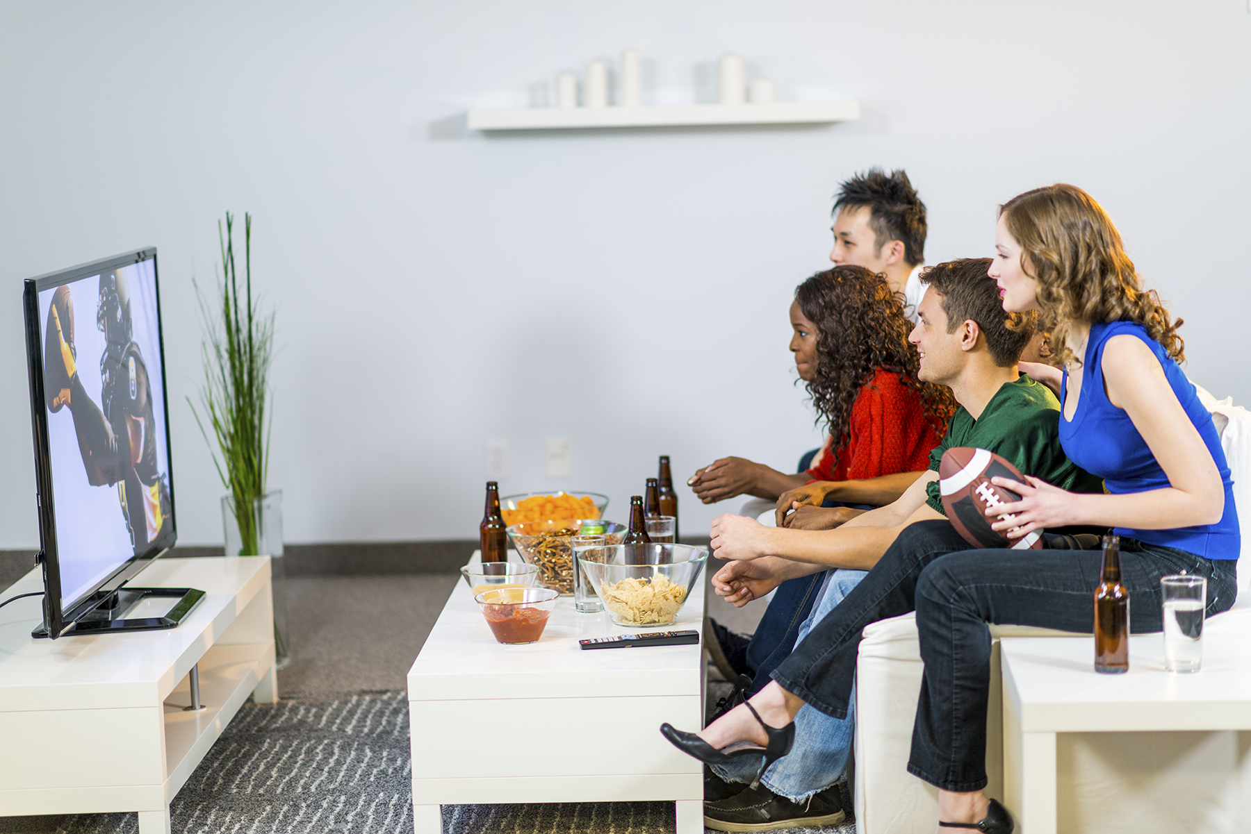 Friends Watching