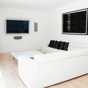 tv installation deluxe home theater installation