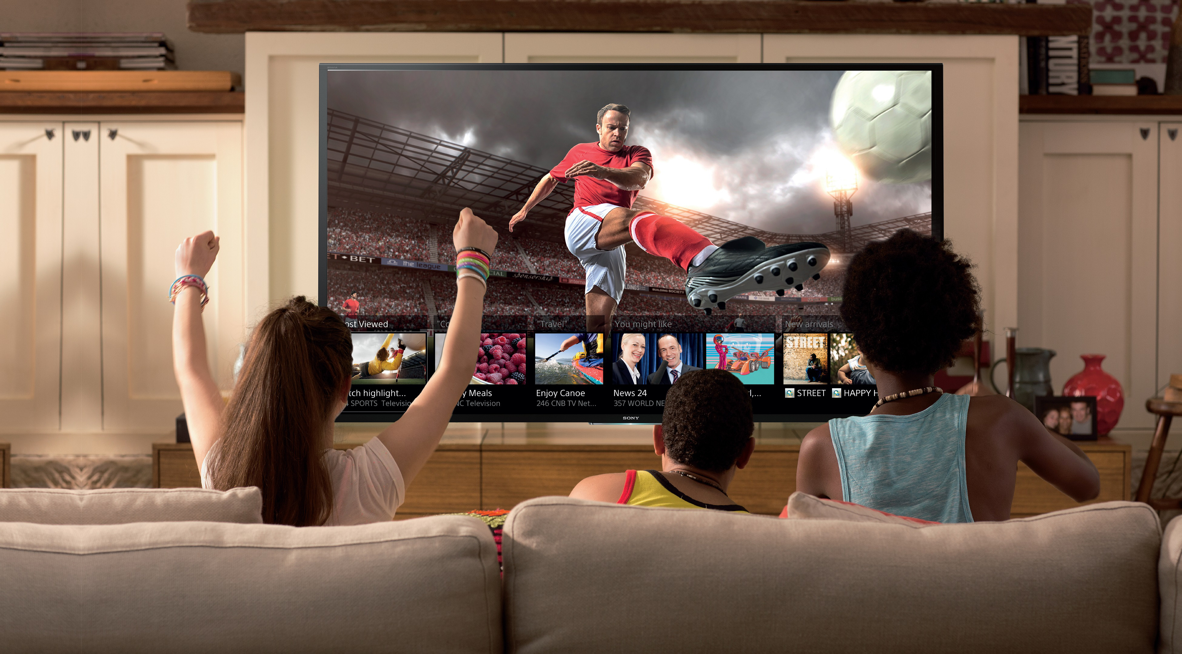 television and race essay