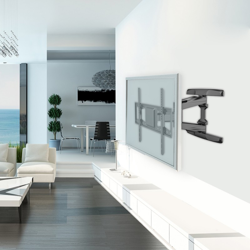 Articulating Wall Mount For TVs 37\